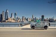 2020 land rover defender new york exterior side profile
