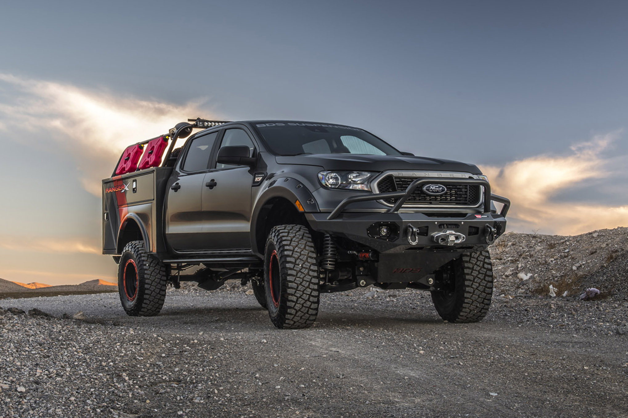 ford ranger x bds lead
