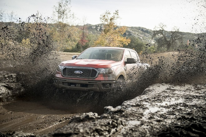 Episode 46 of The Truck Show Podcast: 2019 Ford Ranger