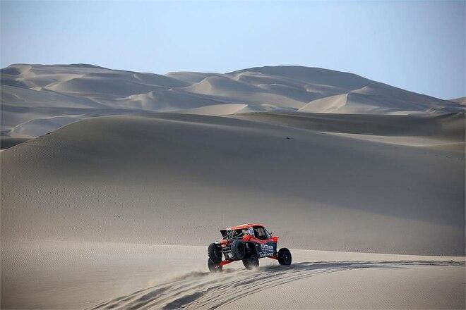 Dakar Rally Stage 2: Struggles Continue For Robby Gordon
