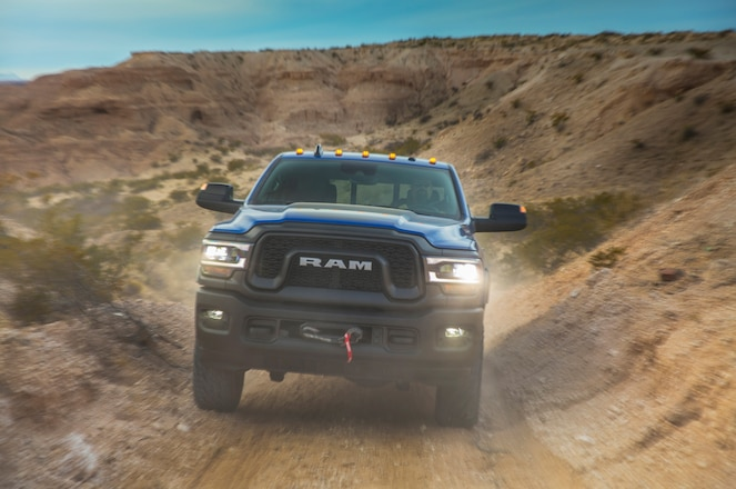 2019 Ram Power Wagon Unveiled in Detroit