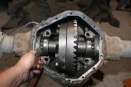 08 pugs 14 bolt rear axle