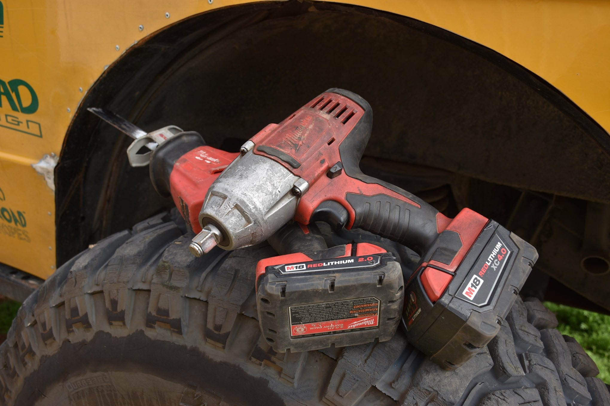 trail tools milwaukee electric