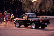 014 ford ranger history 1993 ranger splash rear