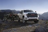 2020 gmc sierra 2500hd at4 exterior front quarter 02