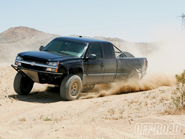 0911or 01 z+2004 chevrolet silverado+burning desert