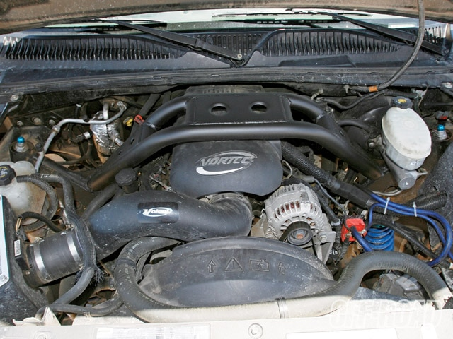 0911or 10 z+2004 chevrolet silverado+voltec engine