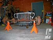 Jeep Rat Rod Sloppy Seconds Part One - Jp Magazine