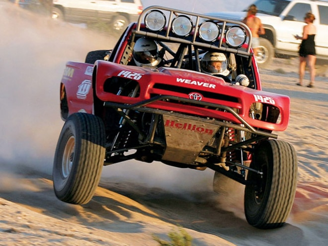 December 2008 Off-Road Race Results
