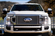 2020 ford f 450 super duty limited exterior front grille