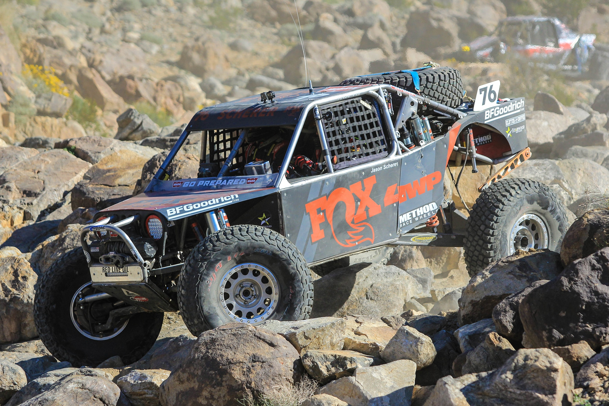 2019 King Of The Hammers Race