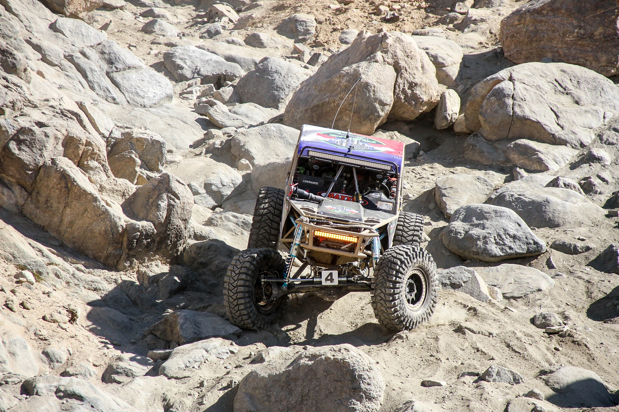 2019 King Of The Hammers Race 21