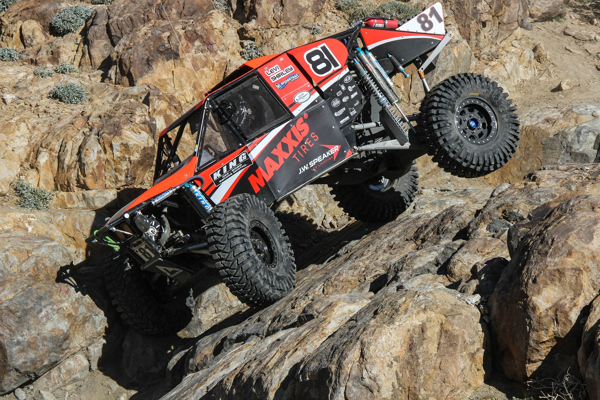 2019 King Of The Hammers Race 17