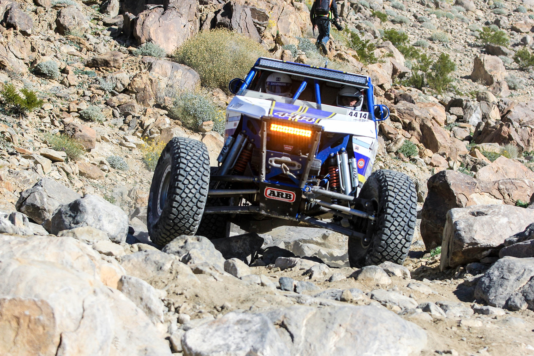 2019 King Of The Hammers Race 8