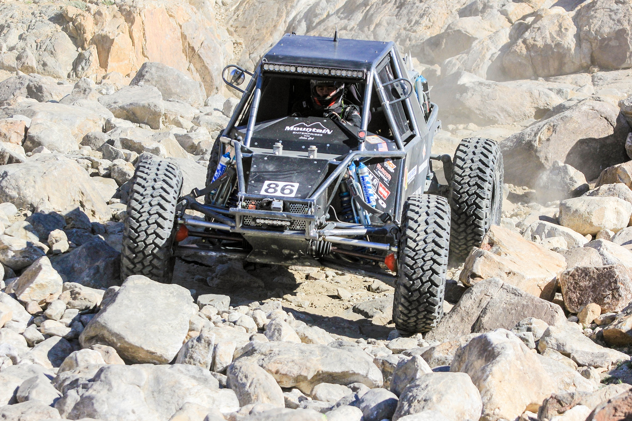 2019 King Of The Hammers Race 6