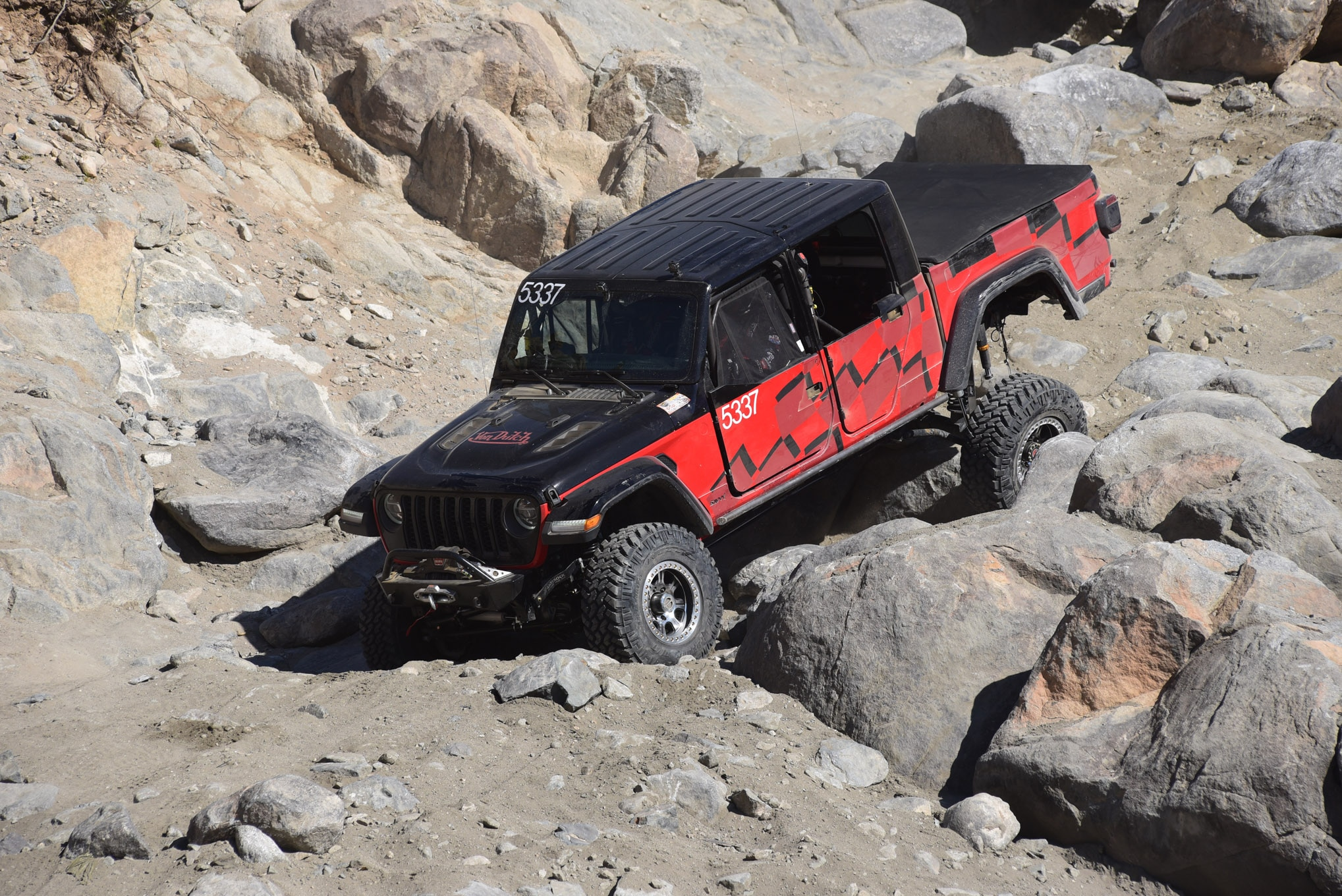 King Of The Hammers 2020 Schedule 2020 Jeep JT Gladiator Finishes 2019 King of The Hammers