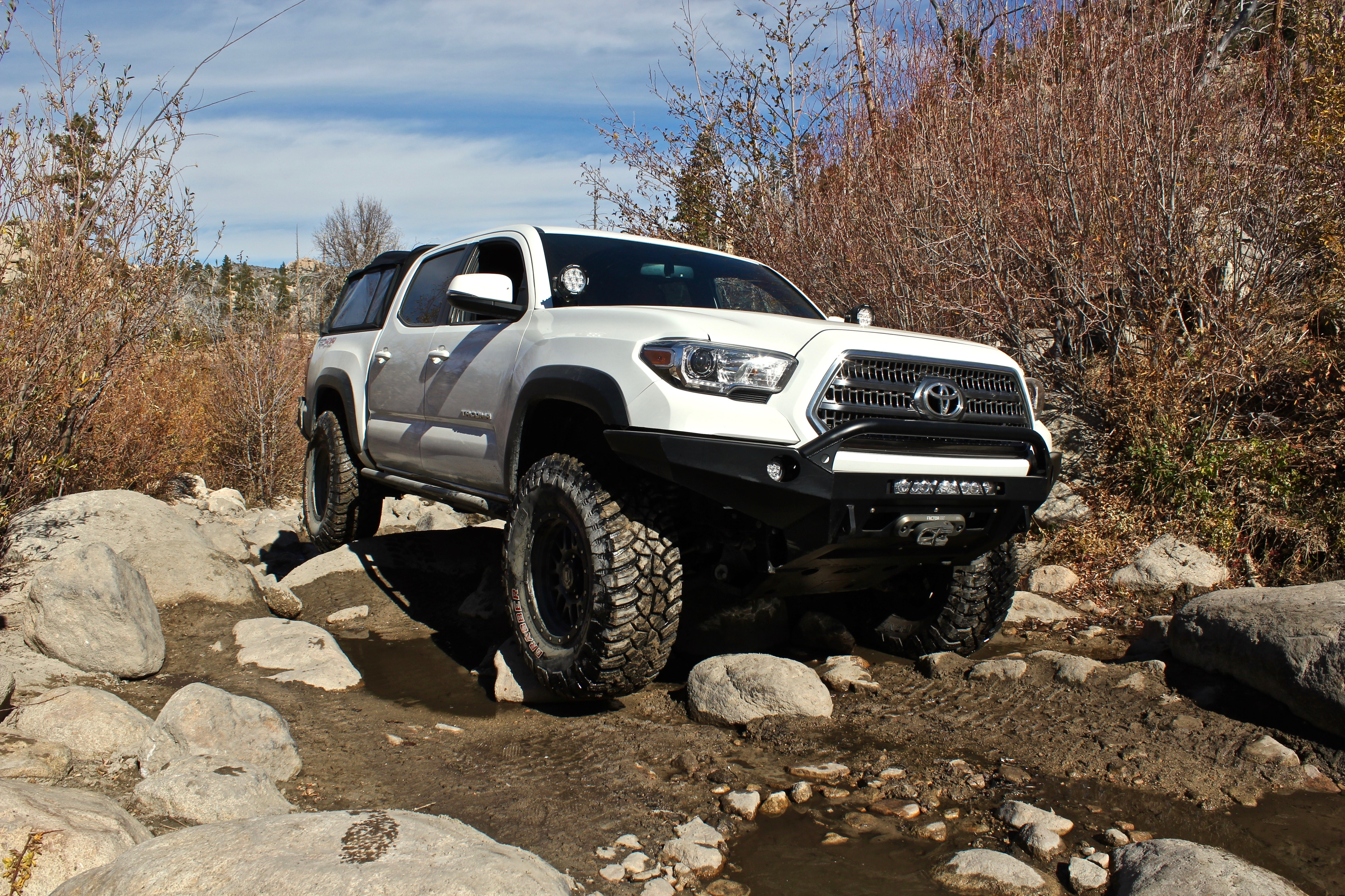 Trail-Ready Tacoma: Creating Clearance For Our '17 Tacoma's