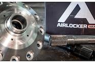 007 1 ton axle swap dana 60 14 bolt ARB Nitro Gear S 10 sas