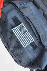 10 wrangler storage molle patches