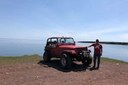 jeep reader rides sideways cj lepisto yj wrangler