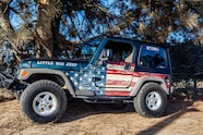 009 new products mek magnet jeep wrangler tj paint armor