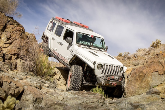 JL Experience: Where Wrangler Meets Adventure