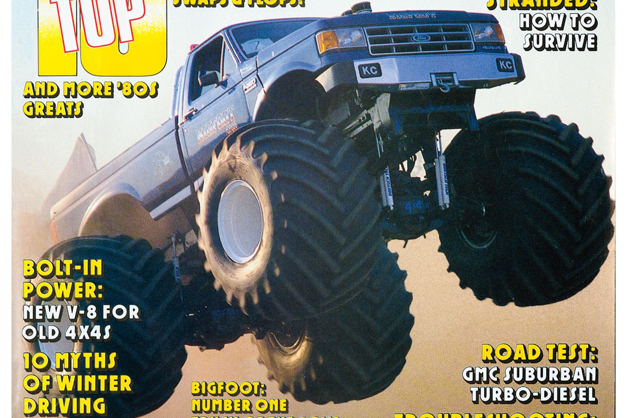 firing order monster truck lead