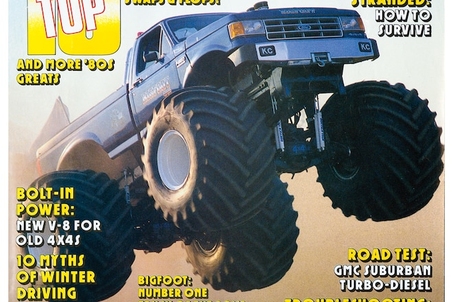 Firing Order: Remember The First Time You Saw A Monster Truck?