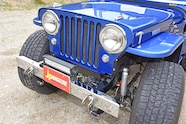 012 jeep willys 1951 cj 3a pair two father son build chevy v8 peifer