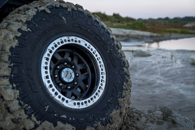 Roll in the Know: How to Choose the Right Wheels for Your 4x4