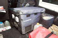 002 dometics CFX powered coolers review closed lid in jeep