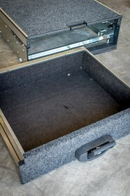 017 2018 jeep wrangler unlimited rubicon jl arb drawer system cargo organizer