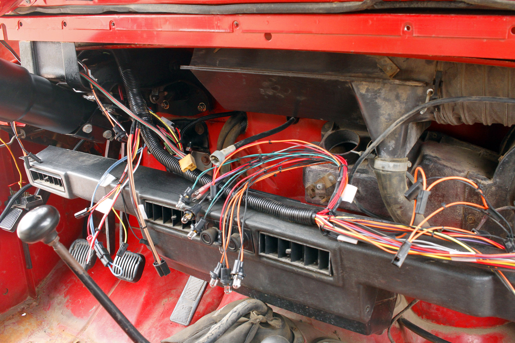 cj7 dash wiring harness route wiring diagram Subaru Wiring Harness cj7 dash wiring harness route