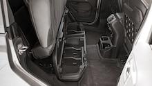 2020 Jeep Gladiator Rubicon interior rear seat storage