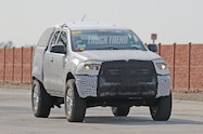 2021 ford bronco mule front quarter 02