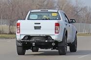 2021 ford ranger raptor mule rear quarter 07
