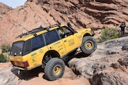 steel bender trail report EJS2019 derange rover