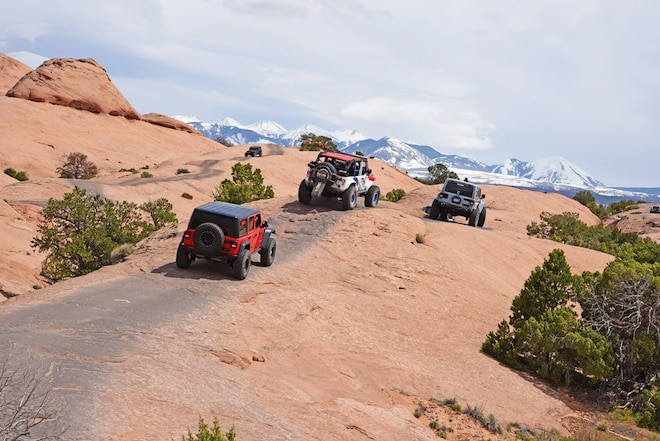 #EJS2019 Best Moab First-Time Jeep Trail