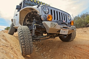 Jeep Wrangler Project Vehicles Overland Overhaul Coi Wheels And Tires For An Adventure Bound