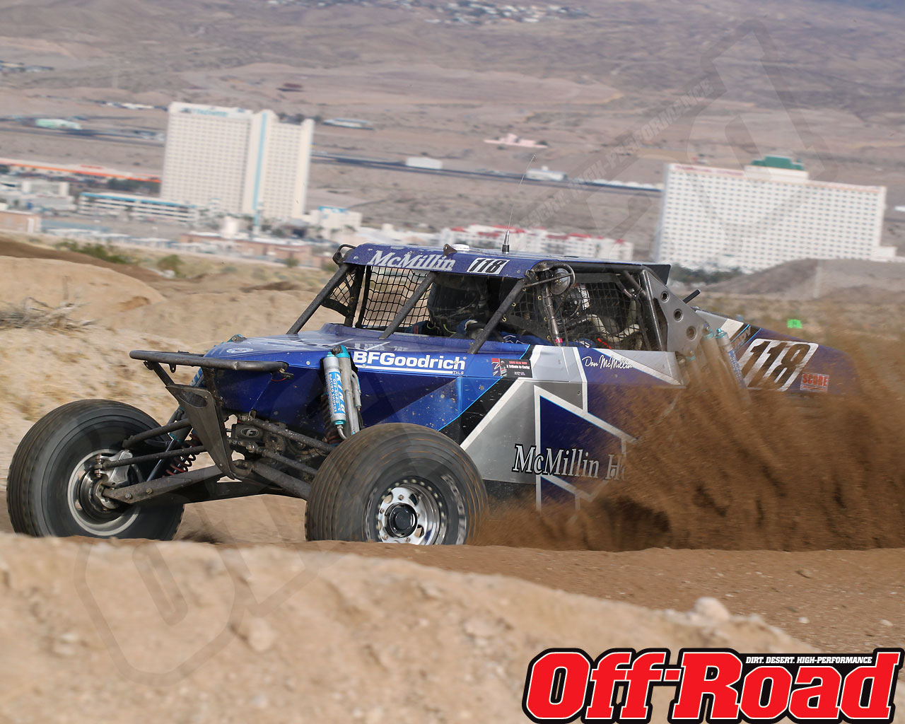 1002or 1674 o+2010 score laughlin desert challenge+class 1 buggy
