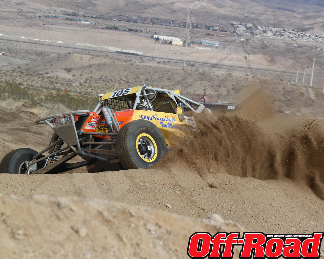1002or 1640 o+2010 score laughlin desert challenge+class 1 buggy