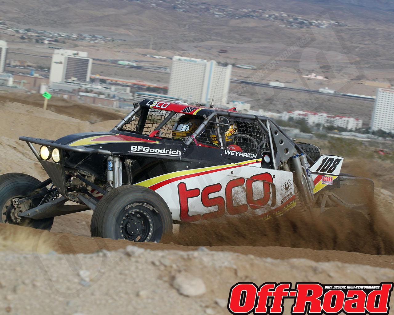 1002or 1645 o+2010 score laughlin desert challenge+class 1 buggy