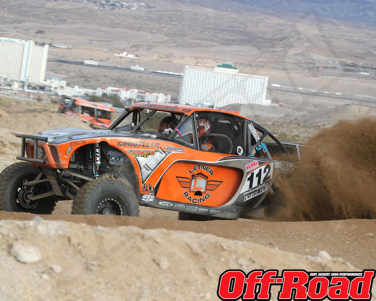 1002or 1649 o+2010 score laughlin desert challenge+class 1 buggy