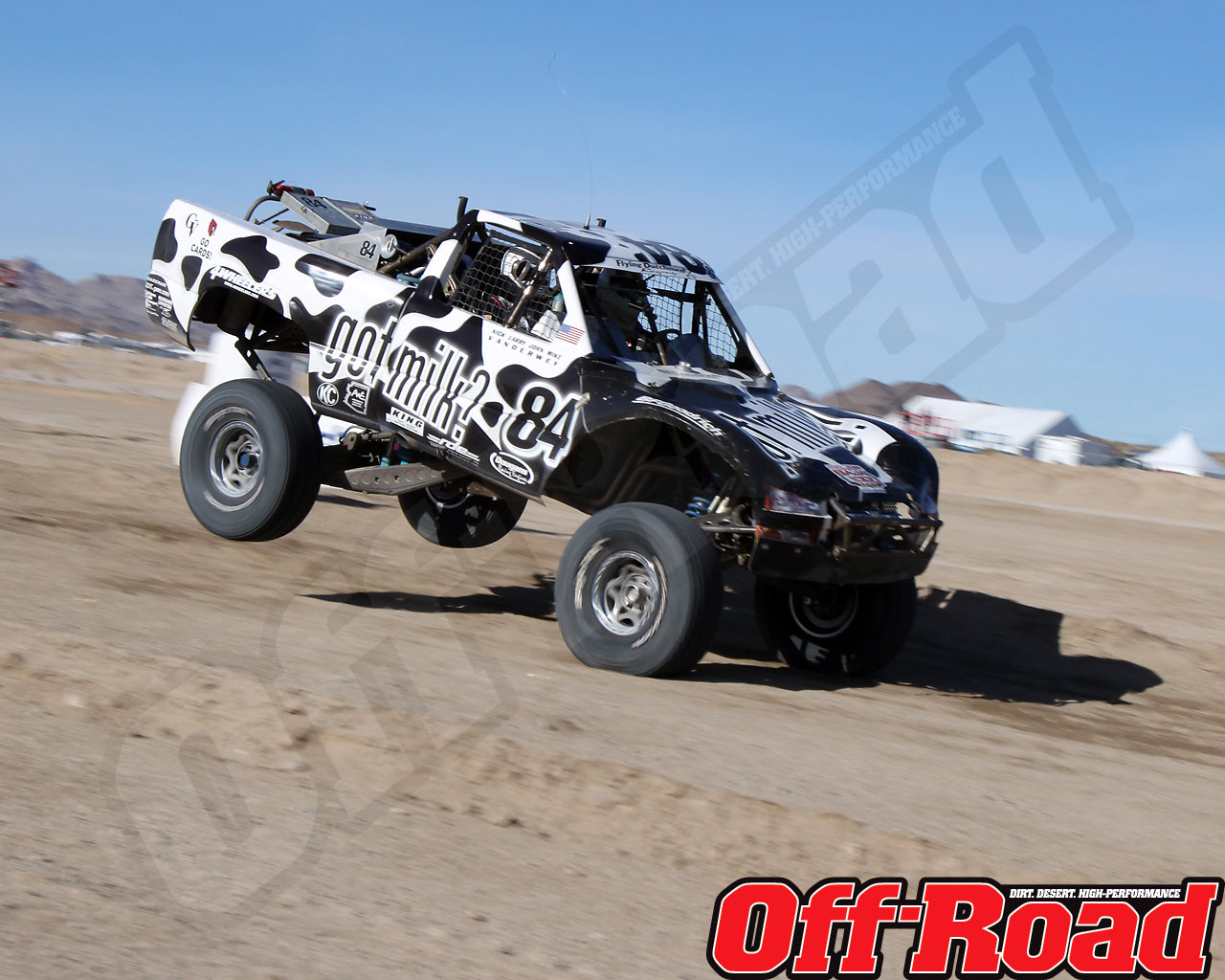 1002or 0585 o+2010 score laughlin desert challenge+trophy truck