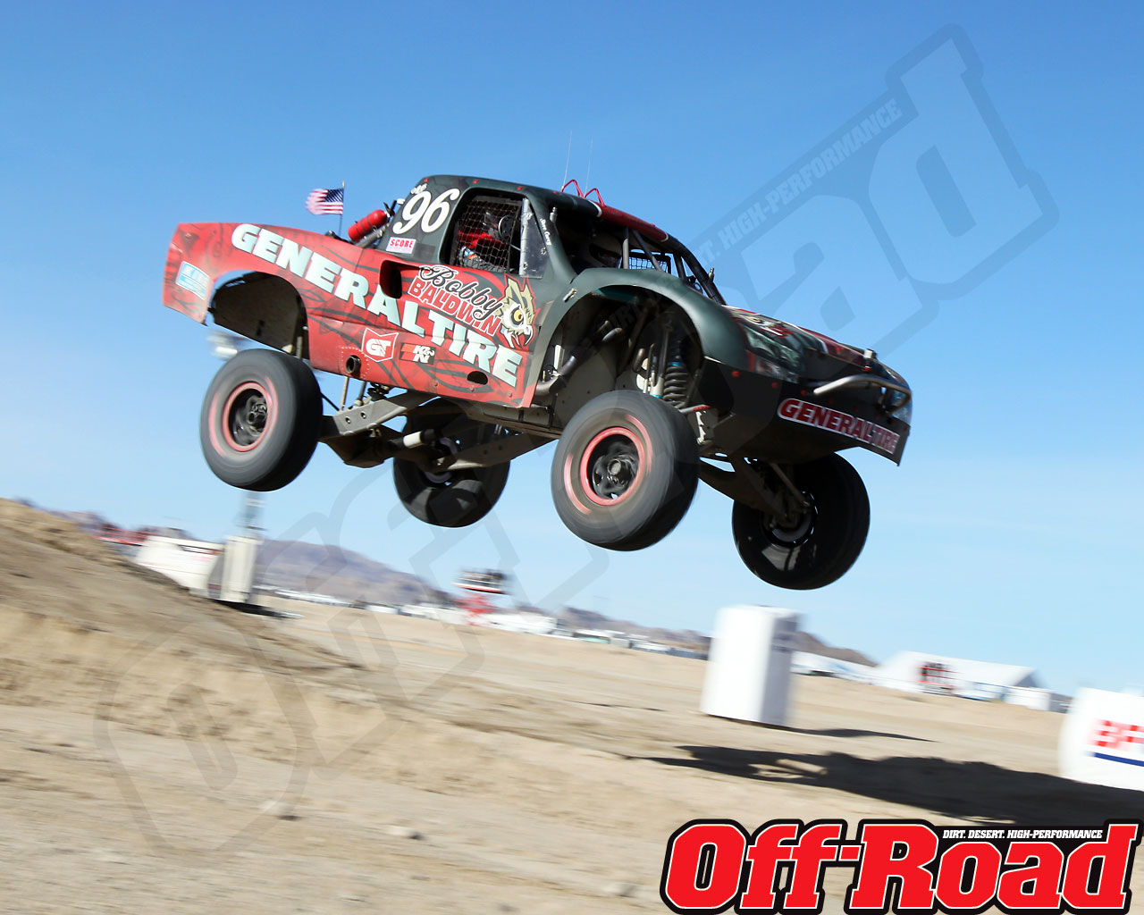 1002or 0594 o+2010 score laughlin desert challenge+trophy truck