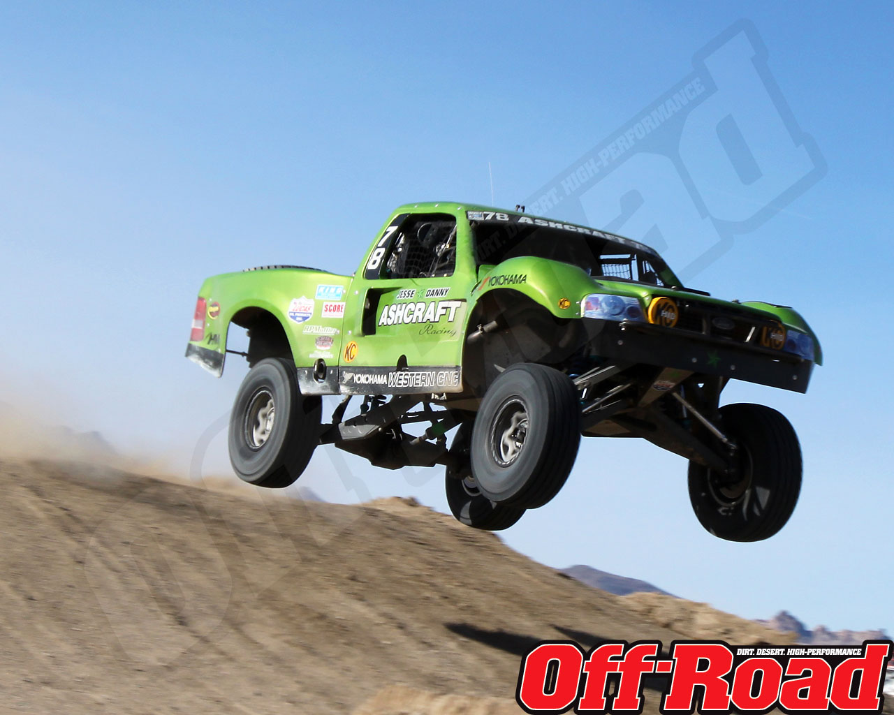 1002or 0598 o+2010 score laughlin desert challenge+trophy truck
