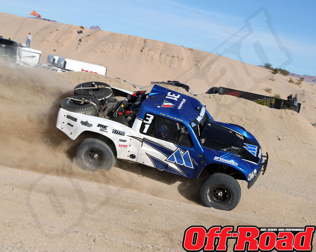 1002or 0606 o+2010 score laughlin desert challenge+trophy truck