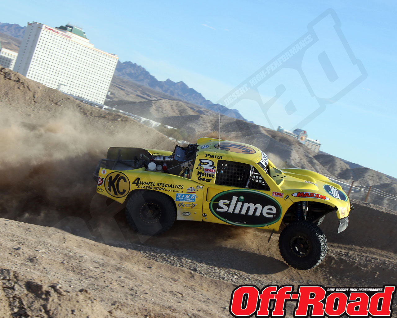 1002or 0618 o+2010 score laughlin desert challenge+trophy truck