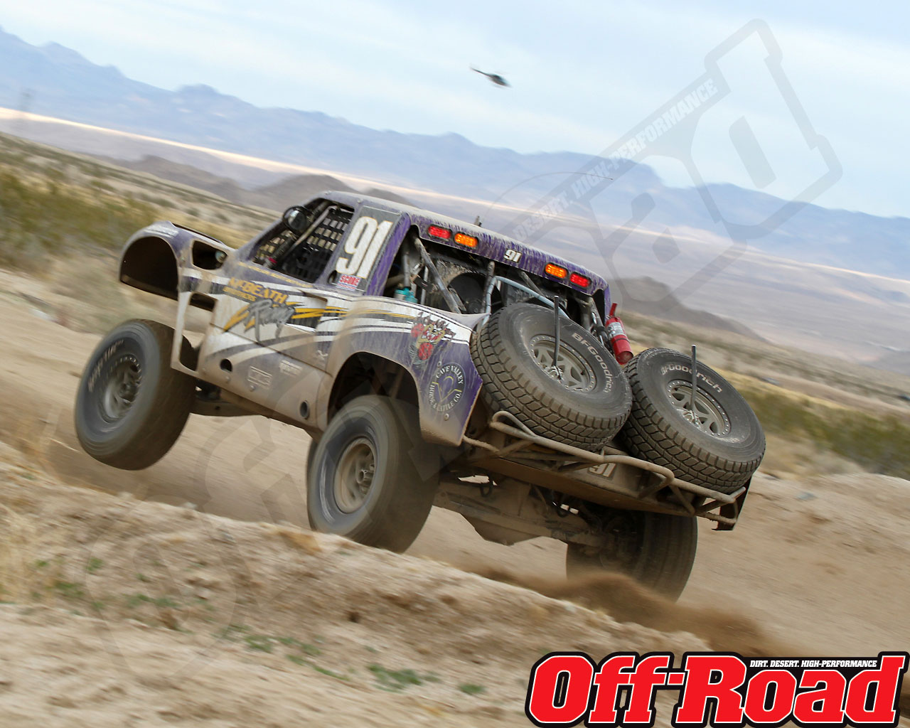 1002or 1466 o+2010 score laughlin desert challenge+trophy truck