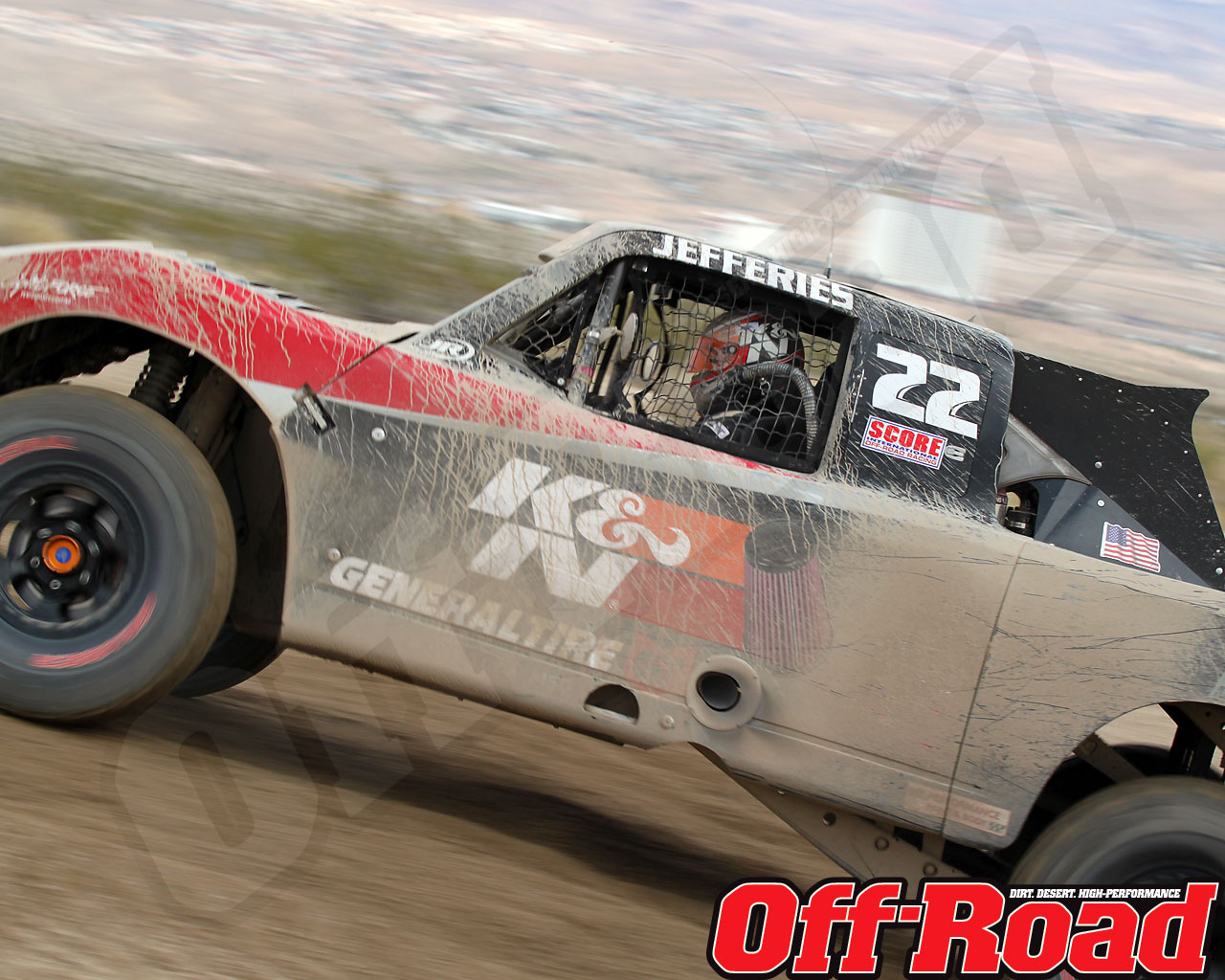 1002or 1467 o+2010 score laughlin desert challenge+trophy truck